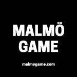Logo Malmö Game - malmogame.com - @malmogame malmogame