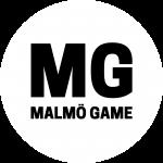 Logo Malmö Game, MG - malmogame.se - @malmogame malmögame malmogame