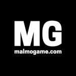 Logo Malmö Game, MG - malmogame.com - @malmogame malmögame malmogame