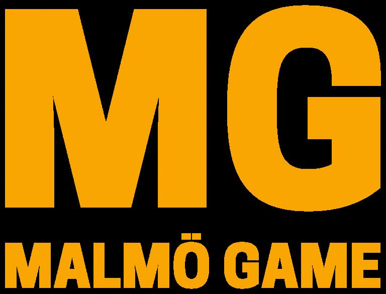 Logo Malmö Game - We are MG - @malmogame - malmogame.se