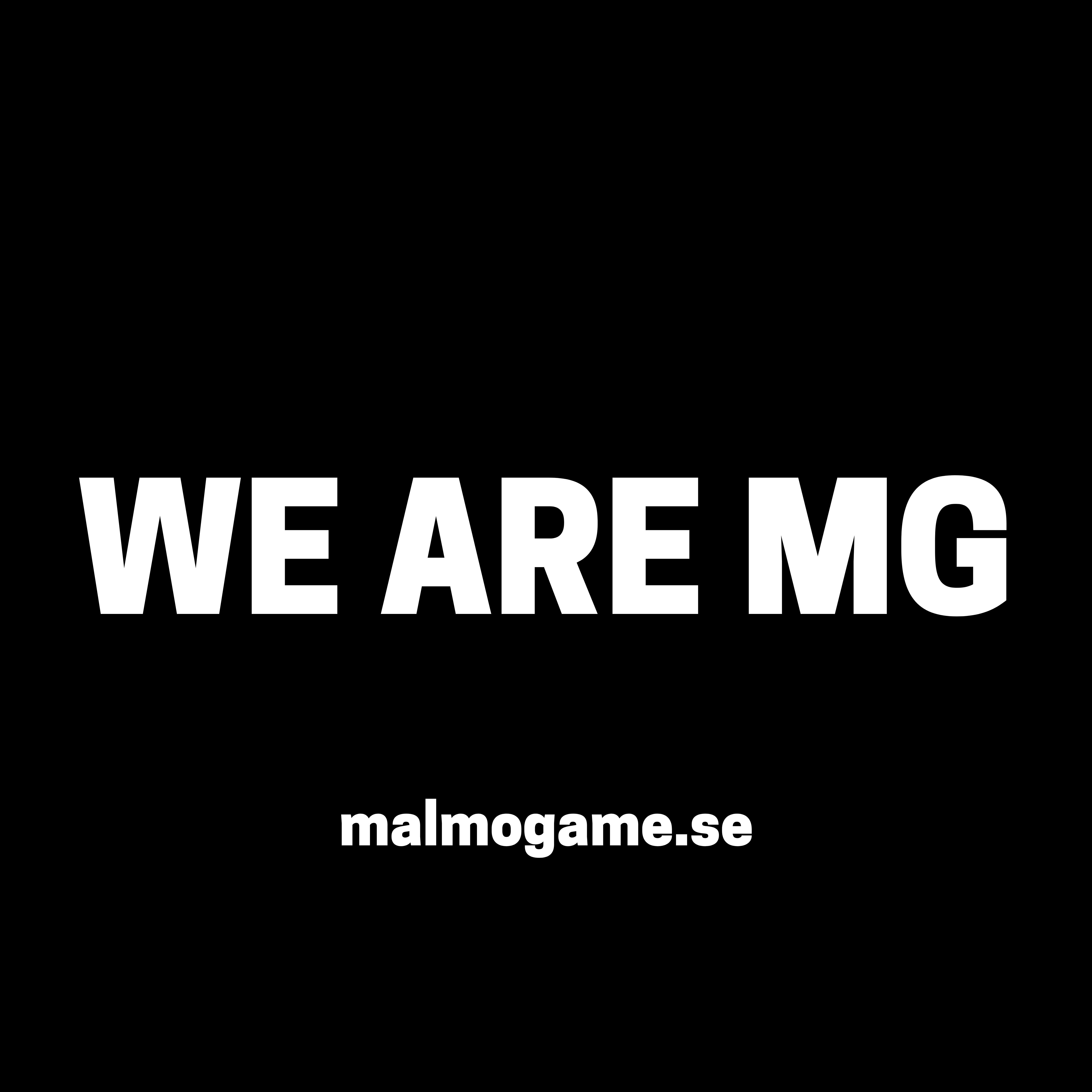 Logo gallery – We are MG – Malmö Game